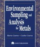 Environmental Sampling and Analysis for Metals