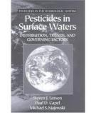 PESTICIDES IN SURFACE WATERS