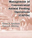 Environmental Management of Concentrated Animal Feeding Operations
