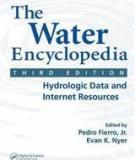 The Water Encyclopedia Hydrologic Data and Internet Resources