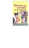 Bệnh thường gặp ở chó mèo và cách phòng trị