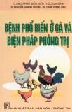 Ebook Bệnh phổ biến của gà và biện pháp phòng trị - TS. Nguyễn Quang Tuyên, TS. Trần Thanh Vân