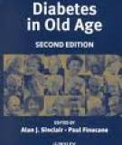 Diabetes in Old Age, Second Edition
