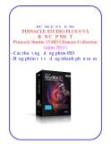 Hướng dẫn dử dụng Pinnacle Studio Plus 9 và bản cập nhật