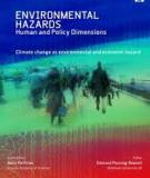 Climate Change as Environmental and Economic Hazard (Environmental Hazards Series)