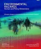 Climate Change as Environmental and Economic Hazard (Environmental Hazards Series)