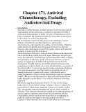 Chapter 171. Antiviral Chemotherapy, Excluding Antiretroviral Drugs