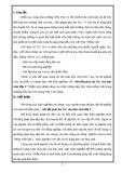 Sửa lỗi phát âm N / L cho học sinh lớp 3