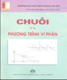 Ebook Chuỗi và phương trình vi phân - Nguyễn Đình Bình, Lê Trọng Vinh