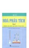 Hóa phân tích tập 1 - PGS.TS. Nguyễn Thị Bạch Huệ