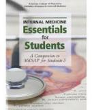Essentials  for students