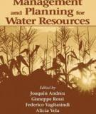 Drought Management and Planning for Water Resources