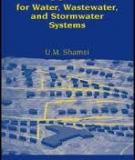 GIS Applications for Water, Wastewater, and Stormwater Systems - Part 2 (end)