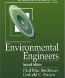 Statistics for Environmental Engineers, Second Edition