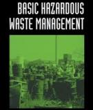 BASIC HAZARDOUS WASTE MANAGEMENT, Third Edition - PART 1