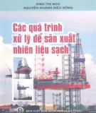 Sản xuất nhiên liệu sạch và các quá trình xử lý
