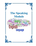 Sách The Speaking Module