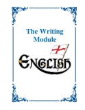The Writing Module