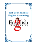 Test Your Business English Accounting