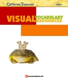 Visual Vocabulary Resources Grade 1