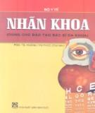 Ebook Nhãn khoa: Phần 1 - PGS.TS.Hoàng Thị Phúc (chủ biên)