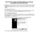 Giáo trình hình thành hệ thống nghiên cứu kỹ thuật tạo partition mới trên ổ đĩa SSD
