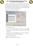 Hệ thống ứng dụng dữ liệu  report để chỉnh sửa application