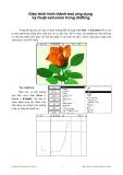 Giáo trình hình thành tool ứng dụng kỹ thuật extrusion trong drafting