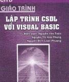Giáo trình Lập trình cơ sở dữ liệu với Visual Basic: Phần 2 - NXB ĐH Quốc gia TP Hồ Chí Minh