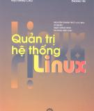 Ebook Quản trị hệ thống Linux - Nguyễn Thanh Thủy (chủ biên)