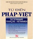 Từ điển ngôn ngữ Pháp - Việt