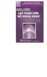 Giáo trình Lập trình cơ sở dữ liệu với Visual Basic - NXB ĐH Quốc gia TP Hồ Chí Minh
