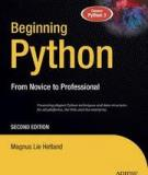 Beginning Python From Novice to Professional, Second Edition