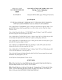 Quyết định số 936/QĐ-CT