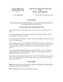 Quyết định số 1335/QĐ-UBND