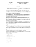 Quyết định số 44/2012/TT-BTC