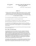 Thông tư số 42/2012/TT-BTC
