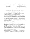 Quyết định số 52/QĐ-UBDT