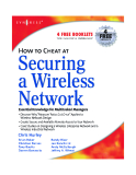 How to cheat at securing a wireless Network
