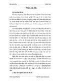 """Báo cáo """" GIẢI PHÁP HOÀN THIỆN HỆ THỐNG KÊNH PHÂN PHỐI TẠI CÔNG TY CỔ PHẦN CHẾ BIẾN ĐÁ AN SƠN """""""