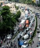 Giáo trình Đường đô thị và tổ chức giao thông