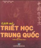 Ebook Lịch sử triết học Trung Quốc (Tập II): Phần 2 - Phùng Hữu Lan