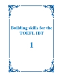 Building skills for the TOEFL IBT 1