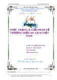 Thực trạng và giải pháp về thương hiệu du lịch Việt Nam