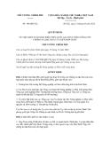 Quyết định số 306/QĐ-TTg