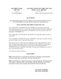 Quyết định số 265/QĐ-BHXH