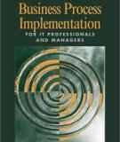 Business Process Implementation for IT Professionals