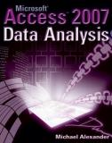Thủ thuật Microsoft Access 2007 Data Analysis