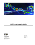 Multibody Analysis Guide