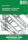 FUNDAMENTALS OF REACTION ENGINEERING ‐ EXAMPLES